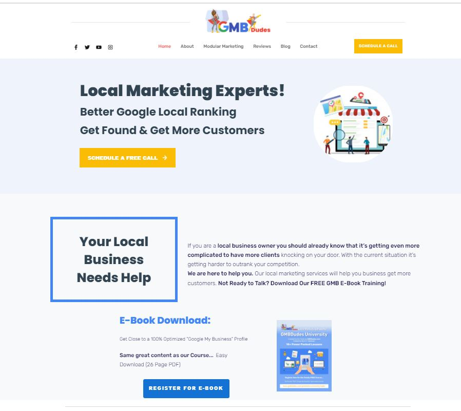 Local Marketing Services